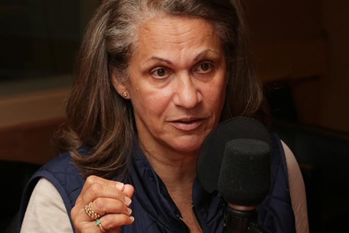 Mireille Fanon Mendes