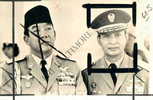 sukarno-suharto
